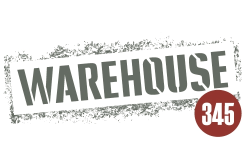 Warehouse 345 logo
