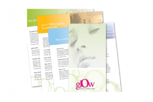Glow Services Brochure